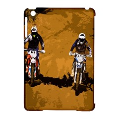 Motorsport  Apple Ipad Mini Hardshell Case (compatible With Smart Cover) by Valentinaart