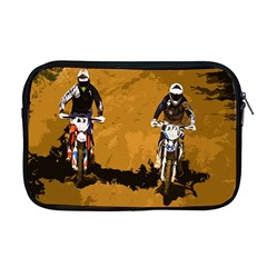 Motorsport  Apple Macbook Pro 17  Zipper Case by Valentinaart