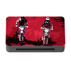 Motorsport  Memory Card Reader With Cf by Valentinaart