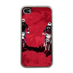 Motorsport  Apple Iphone 4 Case (clear) by Valentinaart