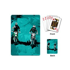 Motorsport  Playing Cards (mini)