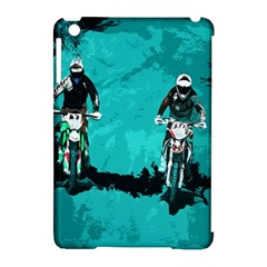 Motorsport  Apple Ipad Mini Hardshell Case (compatible With Smart Cover)