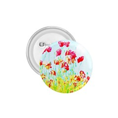 Poppy Field 1 75  Buttons by Valentinaart