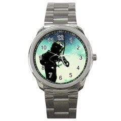 Underwater Sport Metal Watch