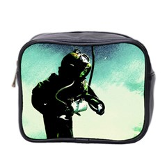 Underwater Mini Toiletries Bag 2 Side