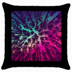 Just A Stargazer Throw Pillow Case (black) by augustinet
