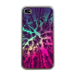 Just A Stargazer Apple Iphone 4 Case (clear) by augustinet