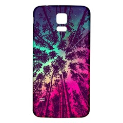 Just A Stargazer Samsung Galaxy S5 Back Case (white) by augustinet