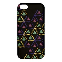 Triangle Shapes                        Apple Iphone 5s Hardshell Case by LalyLauraFLM