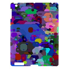 Big And Small Shapes                       Apple Ipad 3/4 Hardshell Case by LalyLauraFLM