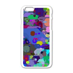 Big And Small Shapes                       Motorola Moto E Hardshell Case by LalyLauraFLM