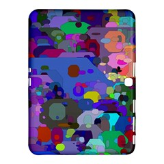 Big And Small Shapes                       Samsung Galaxy Tab 4 (8 ) Hardshell Case by LalyLauraFLM