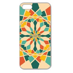 Summer Festival Apple Seamless Iphone 5 Case (clear) by linceazul