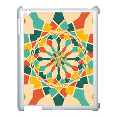 Summer Festival Apple Ipad 3/4 Case (white) by linceazul