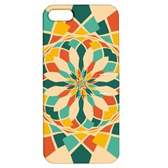 Summer Festival Apple Iphone 5 Hardshell Case With Stand by linceazul