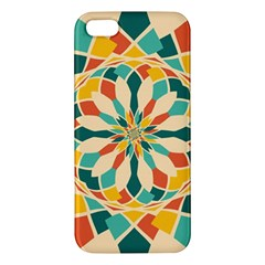 Summer Festival Apple Iphone 5 Premium Hardshell Case by linceazul