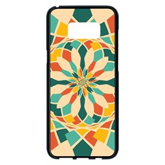 Summer Festival Samsung Galaxy S8 Plus Black Seamless Case by linceazul