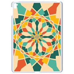 Summer Festival Apple Ipad Pro 9 7   White Seamless Case by linceazul