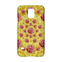 Roses And Fantasy Roses Samsung Galaxy S5 Hardshell Case  by pepitasart