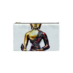 Buddha Cosmetic Bag (small)  by taoteching