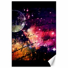 Letter From Outer Space Canvas 20  X 30   by augustinet
