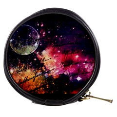 Letter From Outer Space Mini Makeup Bags by augustinet