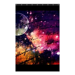 Letter From Outer Space Shower Curtain 48  X 72  (small)  by augustinet