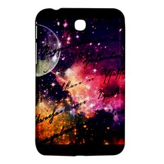 Letter From Outer Space Samsung Galaxy Tab 3 (7 ) P3200 Hardshell Case  by augustinet