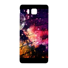 Letter From Outer Space Samsung Galaxy Alpha Hardshell Back Case by augustinet