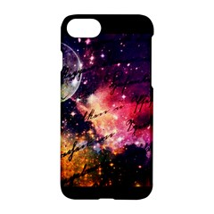 Letter From Outer Space Apple Iphone 7 Hardshell Case by augustinet