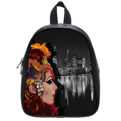 Transvestite School Bags (small)  by Valentinaart