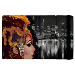 Transvestite Apple Ipad 2 Flip Case