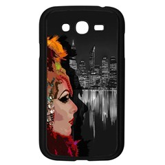 Transvestite Samsung Galaxy Grand Duos I9082 Case (black) by Valentinaart
