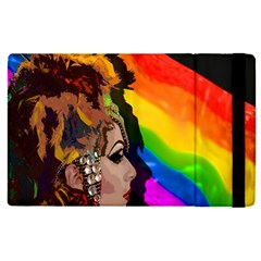 Transvestite Apple Ipad Pro 12 9   Flip Case by Valentinaart