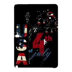 4th Of July Independence Day Samsung Galaxy Tab Pro 10 1 Hardshell Case by Valentinaart