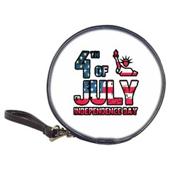 4th Of July Independence Day Classic 20 Cd Wallets by Valentinaart