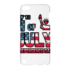 4th Of July Independence Day Apple Ipod Touch 5 Hardshell Case