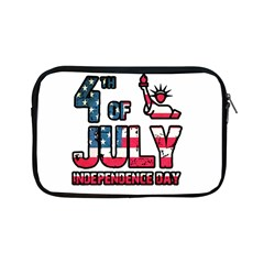 4th Of July Independence Day Apple Ipad Mini Zipper Cases by Valentinaart
