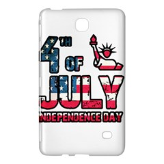 4th Of July Independence Day Samsung Galaxy Tab 4 (7 ) Hardshell Case