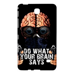 Do What Your Brain Says Samsung Galaxy Tab 4 (8 ) Hardshell Case
