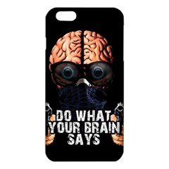 Do What Your Brain Says Iphone 6 Plus/6s Plus Tpu Case by Valentinaart