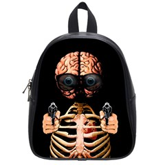 Do What Your Brain Says School Bags (small)