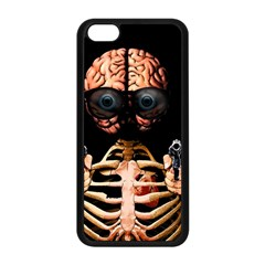 Do What Your Brain Says Apple Iphone 5c Seamless Case (black)