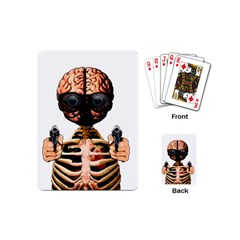 Do What Your Brain Says Playing Cards (mini)