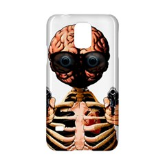 Do What Your Brain Says Samsung Galaxy S5 Hardshell Case  by Valentinaart