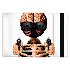Do What Your Brain Says Ipad Air Flip by Valentinaart