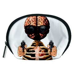 Do What Your Brain Says Accessory Pouches (medium)