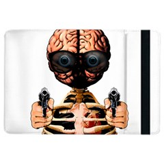 Do What Your Brain Says Ipad Air 2 Flip by Valentinaart