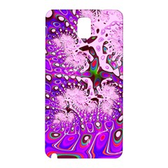 Fractal Fantasy 717a Samsung Galaxy Note 3 N9005 Hardshell Back Case by Fractalworld