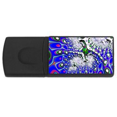 Fractal Fantasy 717c Rectangular Usb Flash Drive